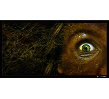 Magic eye Photographic Print