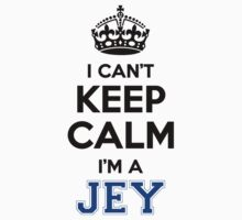 I cant keep calm Im a JEY by icant