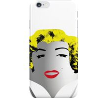 EGG - MARILYN iPhone Case/Skin