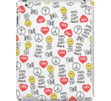 All in One 1D shirts Vintage iPad Case/Skin