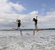 Walk On The Ocean by artsphotoshop