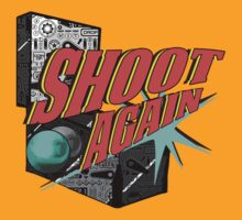 Shoot Again Pinball by Vojin Stanic
