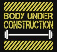 Body under construction by nektarinchen