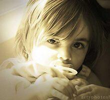 Child's Look by artsphotoshop