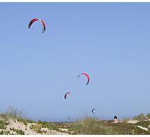 """ Kites "" Photographic Print"