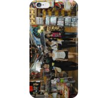 2 Couples in China Town, Singapore iPhone Case/Skin