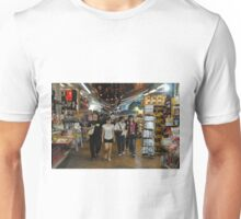 2 Couples in China Town, Singapore Unisex T-Shirt
