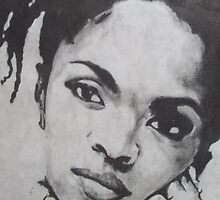 Lauryn Hill by William  Thomas