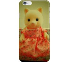 Sylvanian Families ~ Cat Mother  iPhone Case/Skin