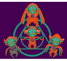 Deoxys Photographic Print