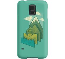 How to Build a Landscape Samsung Galaxy Case/Skin