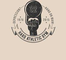 Athletic sport logo old school style T-Shirt
