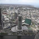 Melbourne's Crown Casino by Hunnie