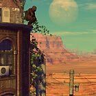 Deserted City by tikirussy