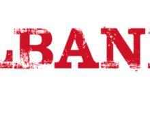 Smart Good Looking Albanian T-shirt Sticker