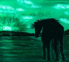 Emerald Dreams by Dawn B Davies-McIninch