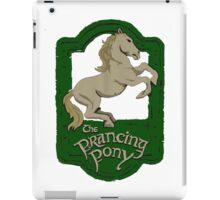 Prancing Poney iPad Case/Skin