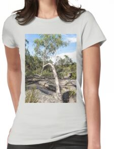 Curvature Gumtree Womens Fitted T-Shirt