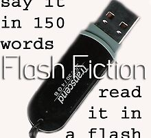 Flash Fiction avatar challenge by Micky McGuinness