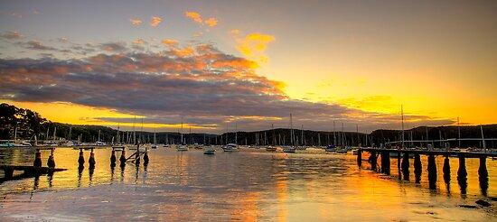 "Promise "" The Photographers Cut "" - Clareville- Sydney Beaches - The HDR Series, Sydney Australia by Philip Johnson"