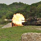 Ready, Aim.....Fire! by Christian Eccleston