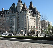 Chateau Laurier Hotel by Plaggle