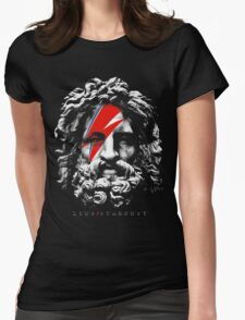 Zeus Stardust Womens Fitted T-Shirt
