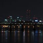 Seoul on the Han River by Christian Eccleston