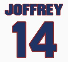 National Hockey player Joffrey Lupul jersey 14 by imsport