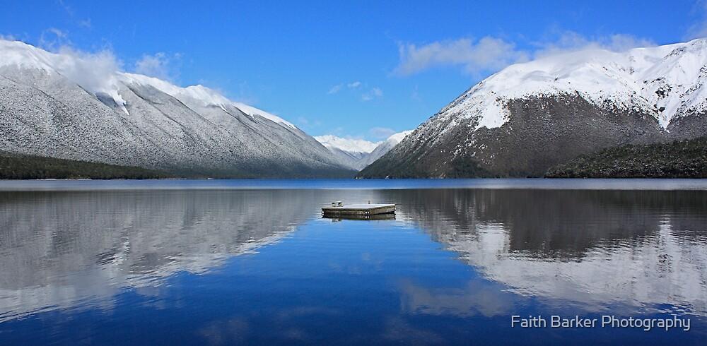 Rotoiti Reflections by Faith Barker Photography