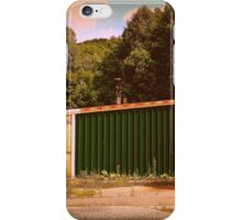 Grass On The Roof  iPhone Case/Skin