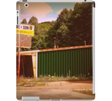 Grass On The Roof  iPad Case/Skin