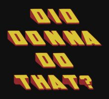 DONNA - Did it Design by Quotron