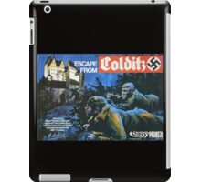 Escape from Colditz 70's board game iPad Case/Skin