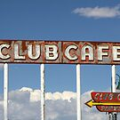 Club Cafe by Patricia Montgomery