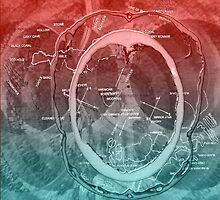 Underwater Brain by Isabelle  Delmotte