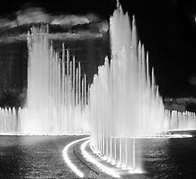 Flowing Fountains by Andrew Ness - www.nessphotography.com