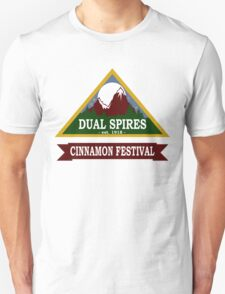 Dual Spires - Psych T-Shirt