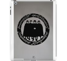 LOTR II silk screen iPad Case/Skin