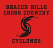 Beacon Hills Cross Country Cyclones by AndysVan