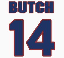 National Hockey player Butch Paul jersey 14 by imsport