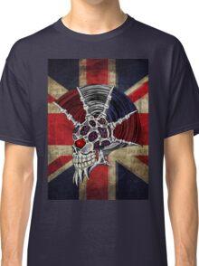 Union Jack Punk Skull Classic T-Shirt