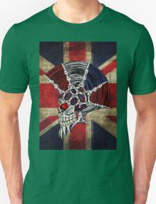 Union Jack Punk Skull Unisex T-Shirt