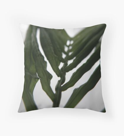 Parlour Palm love Throw Pillow