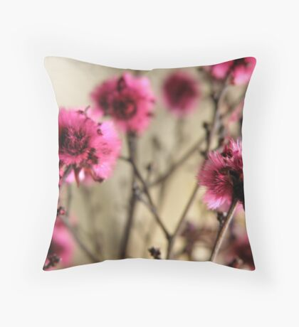 Stand up one and all. Throw Pillow