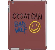 SuperWhoLock Graffiti iPad Case/Skin