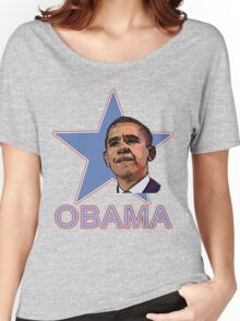 OBAMA for President 2008 Women's Relaxed Fit T-Shirt