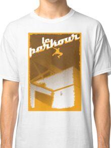 Parkour print Classic T-Shirt