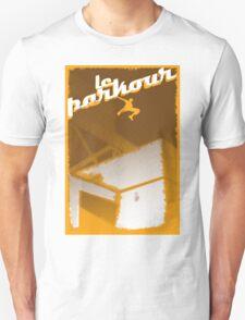 Parkour print T-Shirt