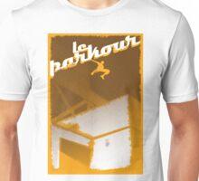 Parkour print Unisex T-Shirt